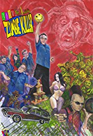 Watch Free Atom the Amazing Zombie Killer (2012)