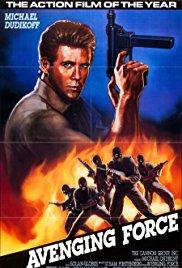 Watch Free Avenging Force (1986)