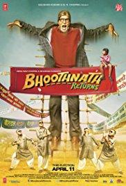 Watch Free Bhoothnath Returns (2014)
