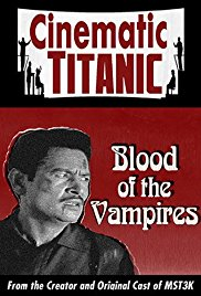 Watch Free Cinematic Titanic: Blood of the Vampires (2009)