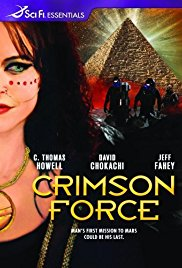 Watch Free Crimson Force (2005)