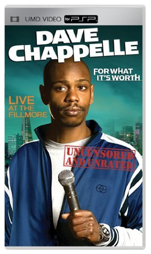 Watch Free Dave Chappelle: For What Its Worth (2004)