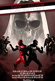 Watch Free DeadPool Black Panther the Gauntlet (2016)