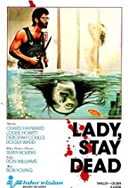 Watch Free Lady Stay Dead (1981)