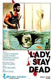 Watch Free Lady Stay Dead (1981)