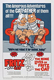 Watch Free Fritz the Cat (1972)