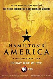 Watch Full Movie :Hamiltons America (2016)