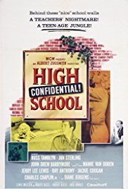 Watch Free High School Confidential! (1958)