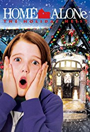 Watch Free Home Alone: The Holiday Heist (2012)