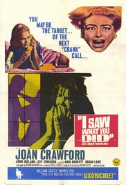 Watch Free I Saw What You Did (1965)
