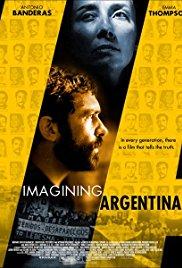Watch Free Imagining Argentina (2003)