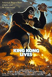 Watch Free King Kong Lives (1986)