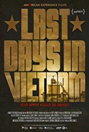 Watch Free Last Days in Vietnam (2014)