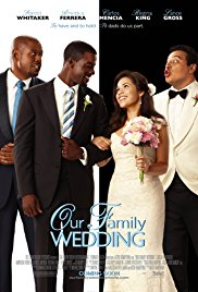 Watch Free Our Family Wedding (2010)