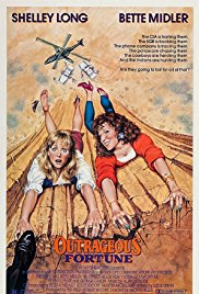 Watch Free Outrageous Fortune (1987)