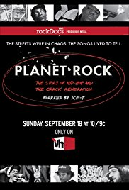 Watch Free Planet Rock: The Story of HipHop and the Crack Generation (2011)