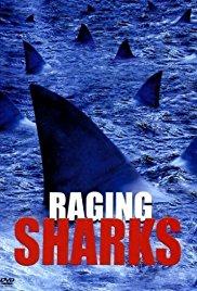 Watch Free Raging Sharks (2005)