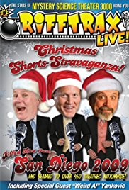 Watch Free RiffTrax Live: Christmas Shortsstravaganza! (2009)