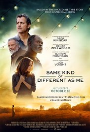 Watch Free Same Kind of Different as Me (2017)