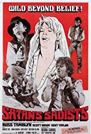 Watch Free Satans Sadists (1969)