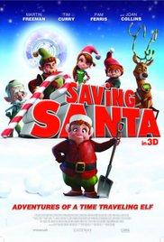Watch Free Saving Santa (2013)