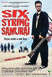 Watch Free SixString Samurai (1998)