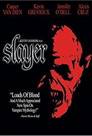 Watch Free Slayer (2006)