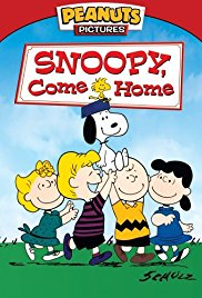 Watch Free Snoopy Come Home (1972)