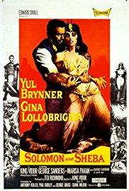 Watch Free Solomon and Sheba (1959)