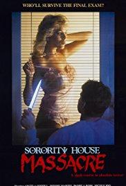 Watch Free Sorority House Massacre (1986)