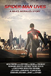 Watch Free SpiderMan Lives: A Miles Morales Story (2015)
