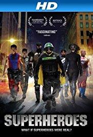Watch Free Superheroes (2011)