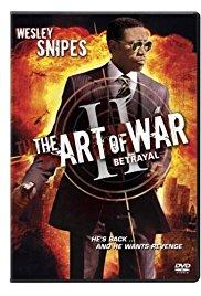 Watch Free The Art of War II: Betrayal (2008)