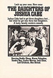 Watch Free The Daughters of Joshua Cabe (1972)