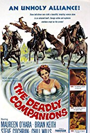 Watch Free The Deadly Companions (1961)