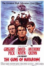 Watch Free The Guns of Navarone (1961)