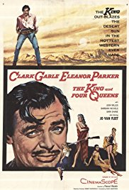 Watch Free The King and Four Queens (1956)