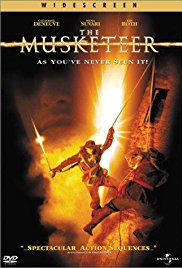 Watch Free The Musketeer (2001)