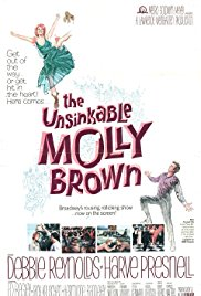 Watch Free The Unsinkable Molly Brown (1964)