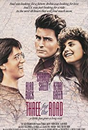 Watch Full Movie :Three for the Road (1987)