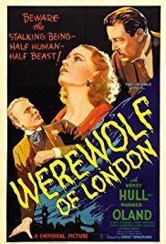 Watch Free Werewolf of London (1935)