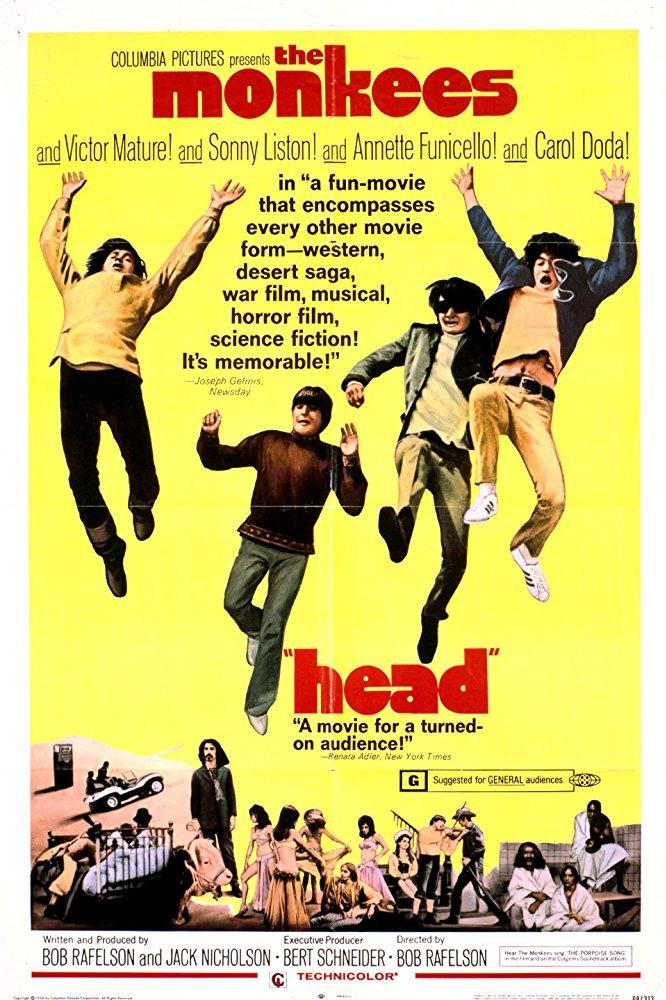 Watch Free Head (1968)