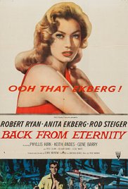 Watch Free Back from Eternity (1956)