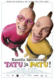 Watch Free Kanelia kainaloon, Tatu ja Patu! (2016)