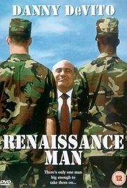 Watch Free Renaissance Man (1994)