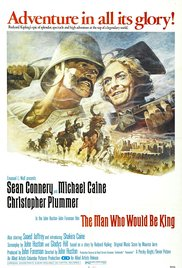 Watch Free The Man Who Would Be King (1975)