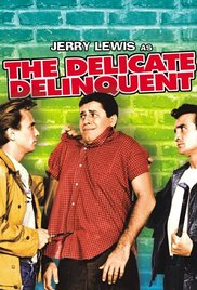Watch Free The Delicate Delinquent (1957)
