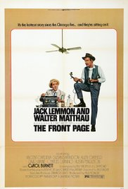Watch Free The Front Page (1974)