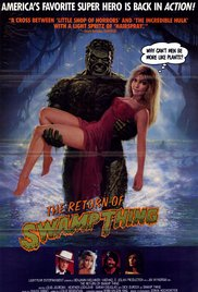 Watch Free The Return of Swamp Thing (1989)