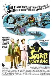 Watch Free The Spirit Is Willing (1967)